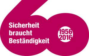 Aktionslogo mit Motto zum Firmenjubiläum der Salzmann GmbH